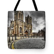 Church Of England Tote Bag by Adrian Evans