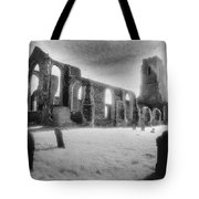 Church Of St Andrew Tote Bag by Simon Marsden