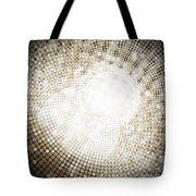 Circle Tote Bag by Setsiri Silapasuwanchai