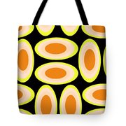 Circles Tote Bag by Louisa Knight