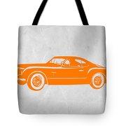 Classic Car 2 Tote Bag by Naxart Studio