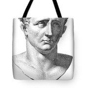 Claudius I (10 B.c.-54 A.d.) Tote Bag by Granger