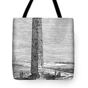 CLEOPATRAS NEEDLE Tote Bag by Granger