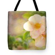Closeness Tote Bag by Jenny Rainbow