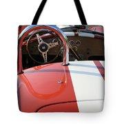 COBRA Tote Bag by Luke Moore