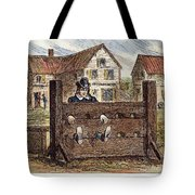 COLONIAL STOCKS Tote Bag by Granger