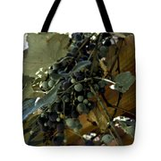 Concord Grapes Tote Bag by Heather Grow