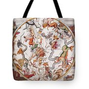 Constellations Of The Southern Sky, 1729 Tote Bag by Science Source