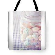 cookie jar Tote Bag by Priska Wettstein
