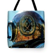 Copper Head Tote Bag by Rene Triay Photography