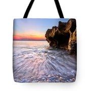 Coquillage Tote Bag by Debra and Dave Vanderlaan
