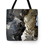 Corrosion By Nature Tote Bag by Kaye Menner