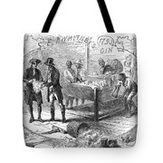 COTTON GIN, 1793 Tote Bag by Granger