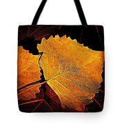 Cottonwood   Tote Bag by Chris Berry