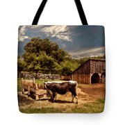 Country Life Tote Bag by Lourry Legarde