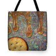 Cracker Honey Tote Bag by James W Johnson