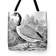Cravat Goose Tote Bag by Granger
