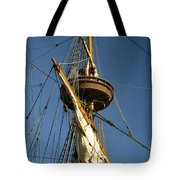 Crows Nest Tote Bag by Skip Willits