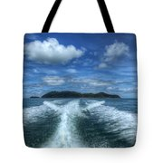 Cruising Tote Bag by Adrian Evans