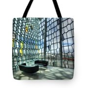 Crystal Fantasy Tote Bag by Evelina Kremsdorf