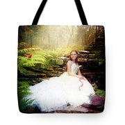 Curious Friends Tote Bag by Mary Hood