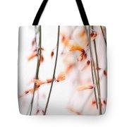 Curtain Tote Bag by Priska Wettstein