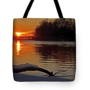 Daily Escape Tote Bag by Sue Stefanowicz