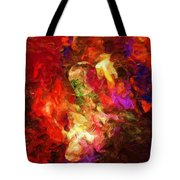 Damnation Tote Bag by David Lane