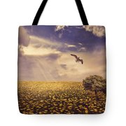Daydream Tote Bag by Lourry Legarde