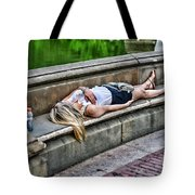 Dead On Arrival  Or  Doa Tote Bag by Paul Ward