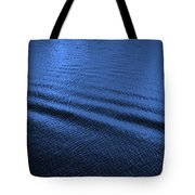 Deep Blue Sea Tote Bag by Carol Groenen