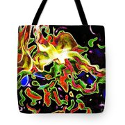Deep In My Heart... Tote Bag by Jolanta Anna Karolska