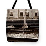 Depot Tote Bag by Luke Moore