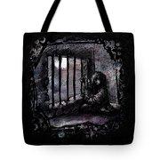 Deranged Tote Bag by Rachel Christine Nowicki