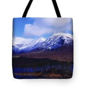Derryclare Lough, Twelve Bens Tote Bag by The Irish Image Collection