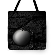 Detached Tote Bag by Joe Russell