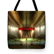 Digital Underground Tote Bag by Yhun Suarez