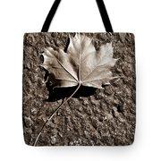 Dipped In Bronze Tote Bag by Luke Moore