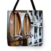 Diy Wine Tote Bag by Heather Applegate