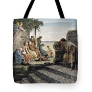 Dor�: Prodigal Son Tote Bag by Granger