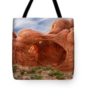 Double Arch 4 Tote Bag by Mike McGlothlen