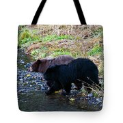 Double Trouble Tote Bag by Mike  Dawson