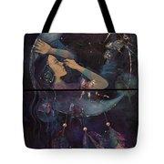 Dream Catcher Tote Bag by Dorina  Costras