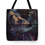 Dream Catcher Tote Bag by Dorina  Costras
