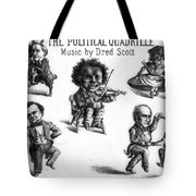 Dred Scott & The 1860 Presidential Race Tote Bag by Photo Researchers