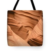 Drowning in the sand - Antelope Canyon AZ Tote Bag by Christine Till