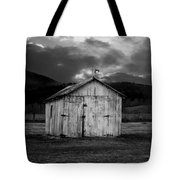 Dry Storm Tote Bag by Ron Jones