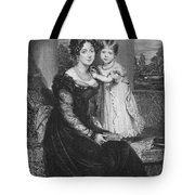 Duchess Of Kent & Victoria Tote Bag by Granger