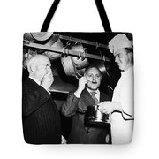 Duncan Hines (1880-1959) Tote Bag by Granger