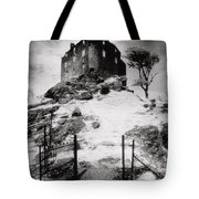 Duntroon Castle Tote Bag by Simon Marsden